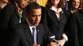 Obama destina dinero federal a investigación de células madres