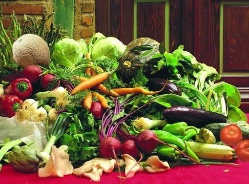 hormonas en los vegetales