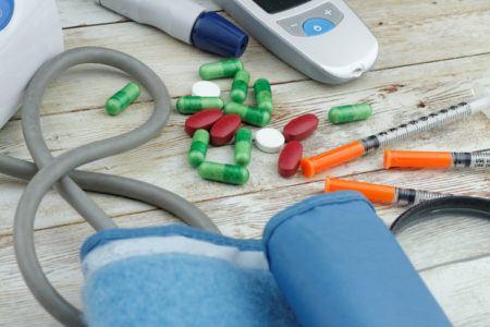 Como controlar la glucosa cuando realizar analisis