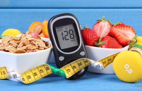 Como controlar la glucosa dieta saludable