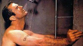 La parte sucia de la ducha