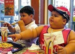 niños -calorías