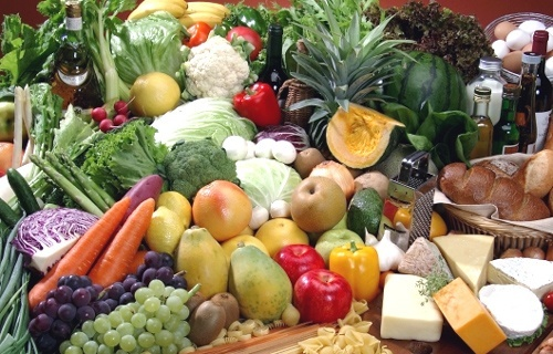 Dieta equilibrada -vida saludable