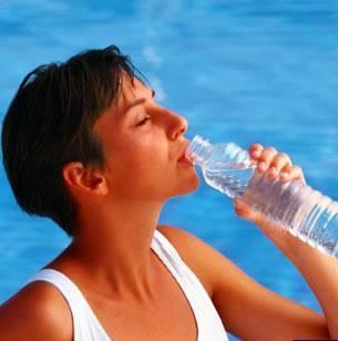hidratar el cuerpo