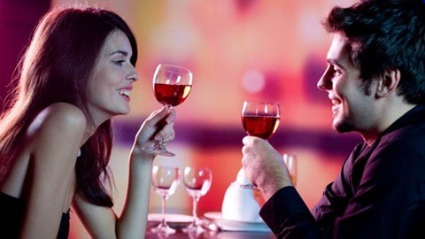 cena romantica saludable