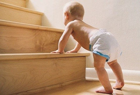 primeros pasos del bebe