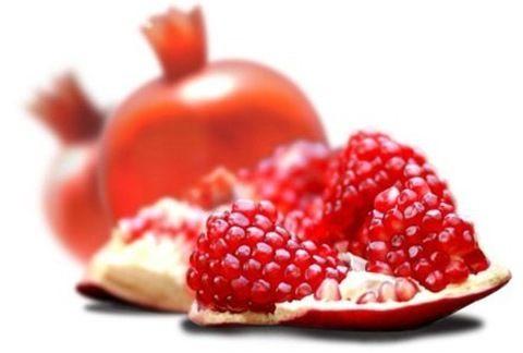 propiedades antioxidantes granada