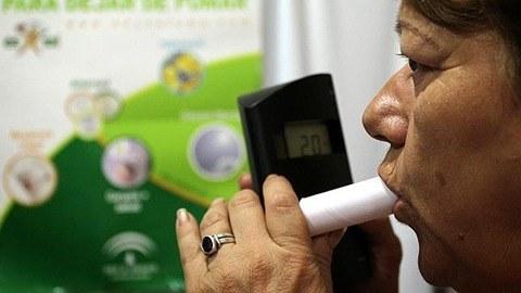 detectar cancer pulmonar con el aliento