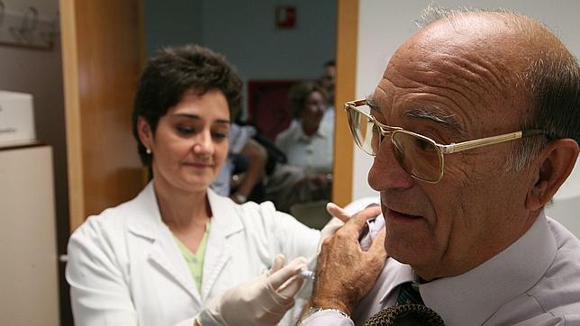 indice de gripe en España
