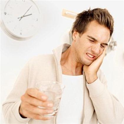 Sialoadenitis, una inflamación de las glándulas salivales–