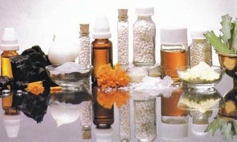 medicamentos homeopáticos?