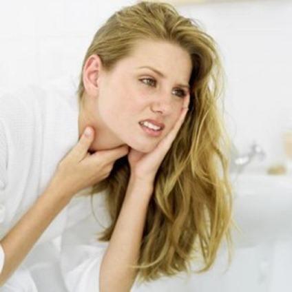 Campanilla inflamada tratamiento