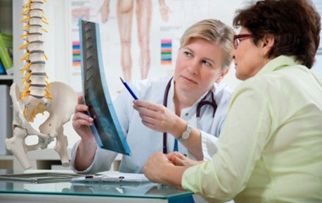 Qué es una subluxación o pinzamiento?