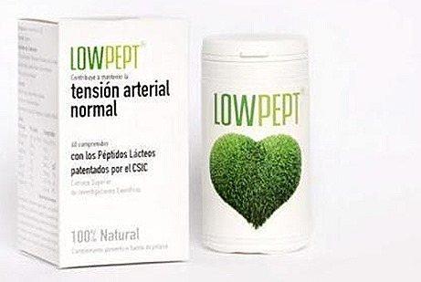 Lowpept, un complemento alimenticio creado en España que que ayuda a reducir la hipertensión