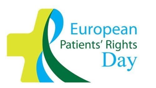 Día Europeo de los derechos del paciente