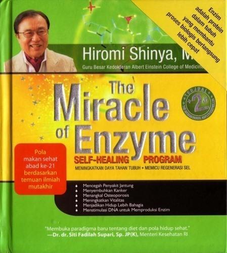 La enzima prodigiosa de Hiromo Shinya