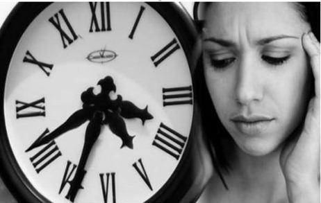 Cambio de hora efectos