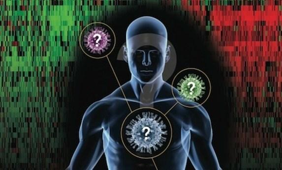 prueba rápida para determinar si una infección es viral o bacteriana