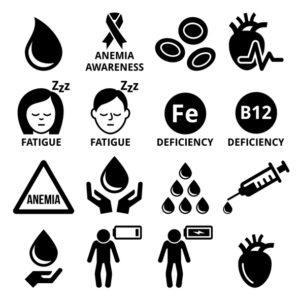 Anemias generativas y arregenerativas sintomas