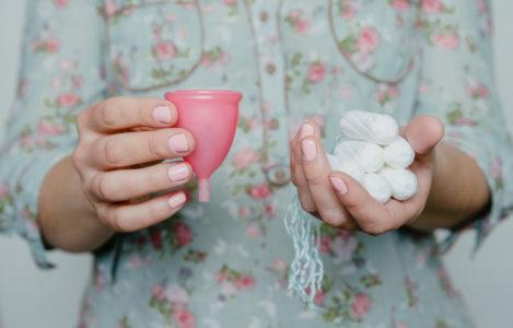 Ventajas de la copa menstrual no produce desechos