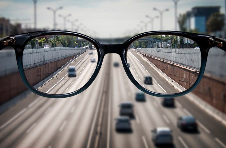 Vision borrosa ansiedad