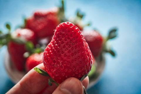 Mejores remedios naturales contra gastritis fresa