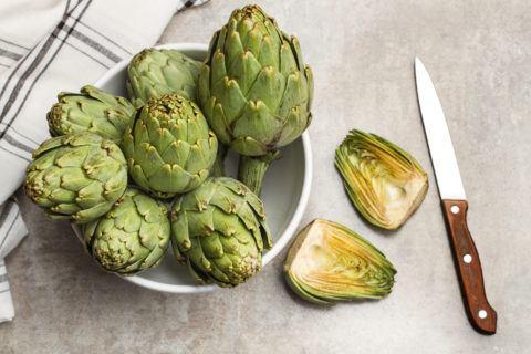 Mejores remedios naturales para bajar colesterol alcachofas