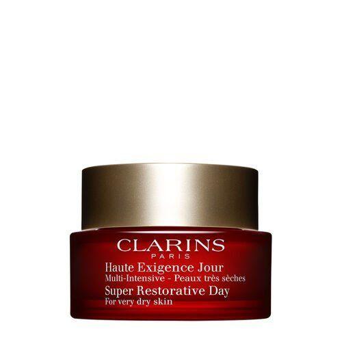Crema antiarrugas para pieles muy secas de Clarins