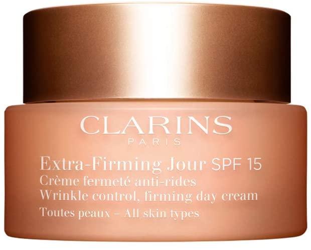Crema antiarrugas con SPF15 de Clarins