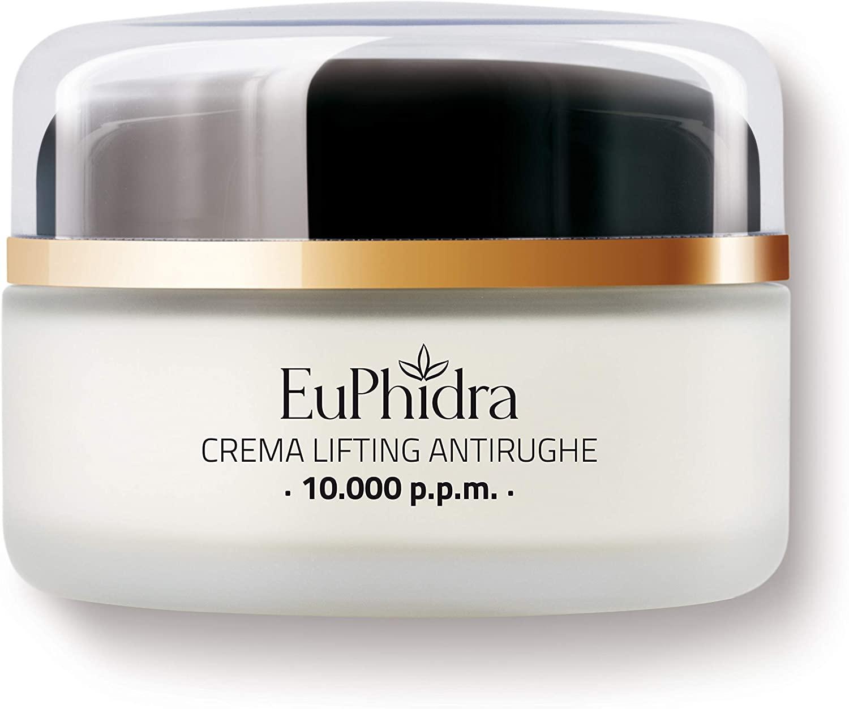Crema lifting antiarrugas de Euphidra