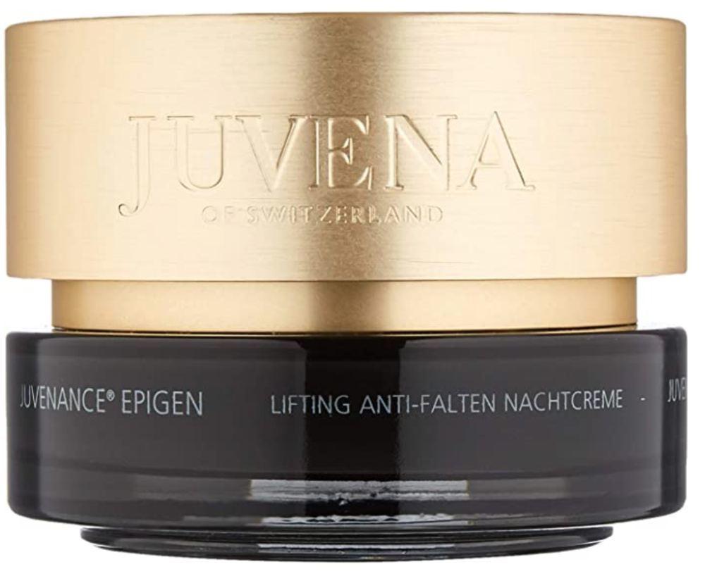 Crema de noche lifting antiarrugas de Juvena