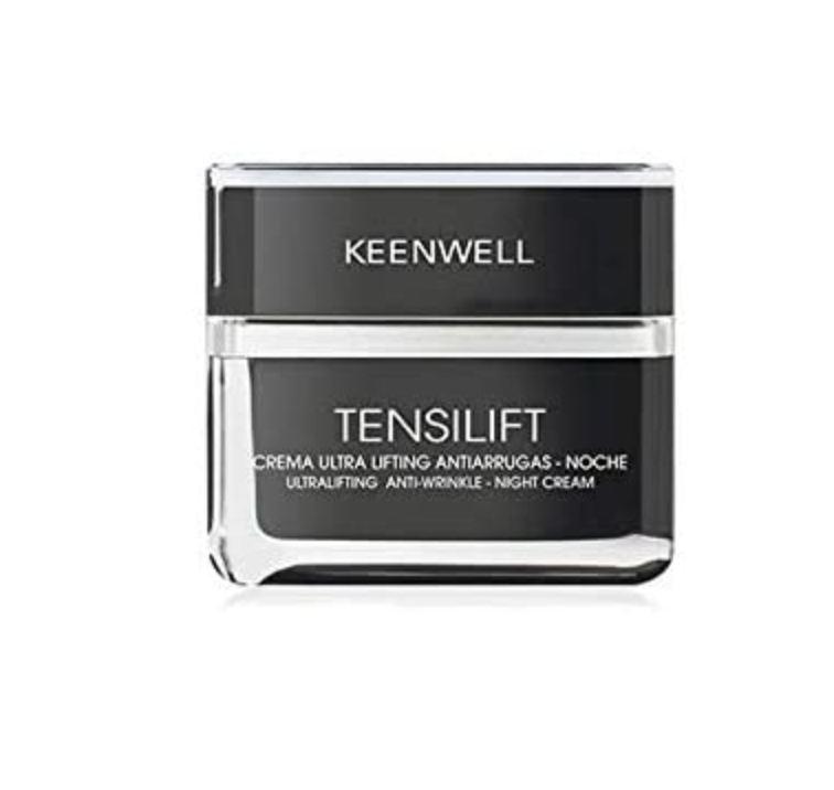 Crema antiarrugas de noche de Keenwell