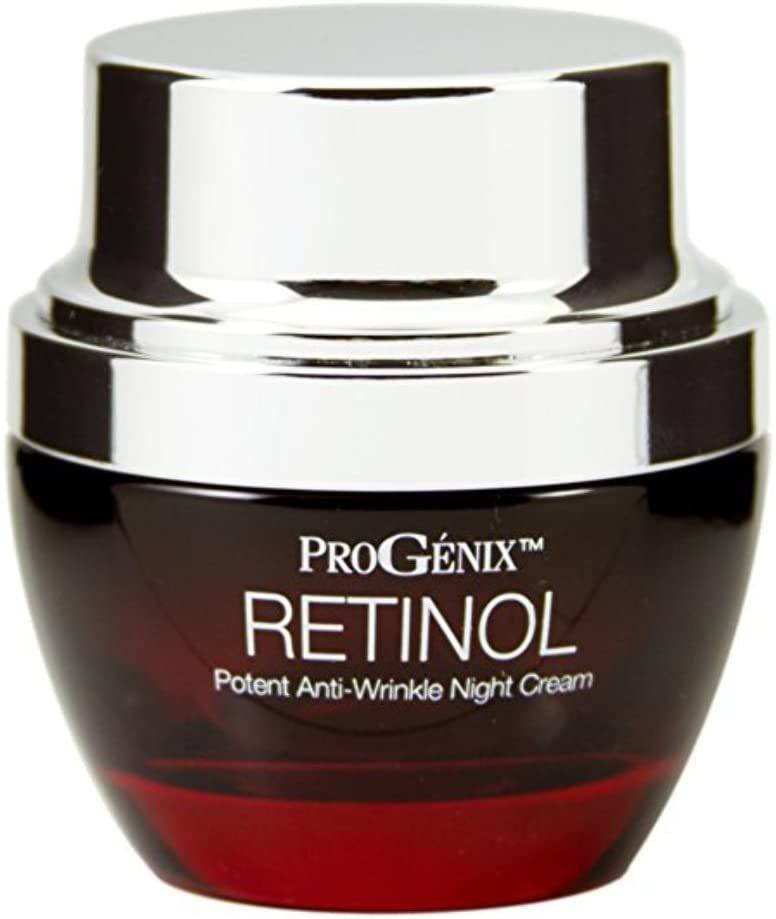 Crema de noche con retinol de ProGenix