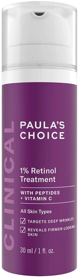 Sérum con retinol y vitamina C de Paula's Choice