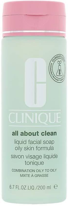 Jabón facial líquido de Clinique