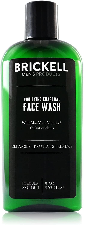 Limpiador facial depurativo con carbón de Brickell