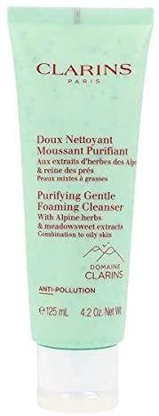 Limpiador espumoso Doux Nettoyant Moussant Purifiant de Clarins