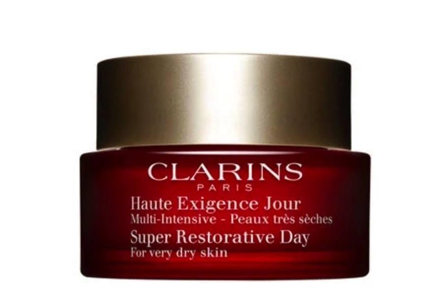Crema hidratante para pieles muy secas de Clarins