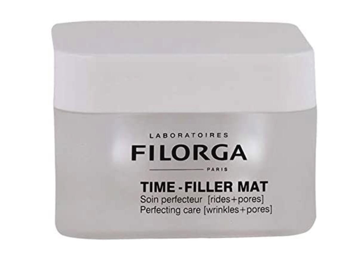 Crema correctora de poros y arrugas de Filorga