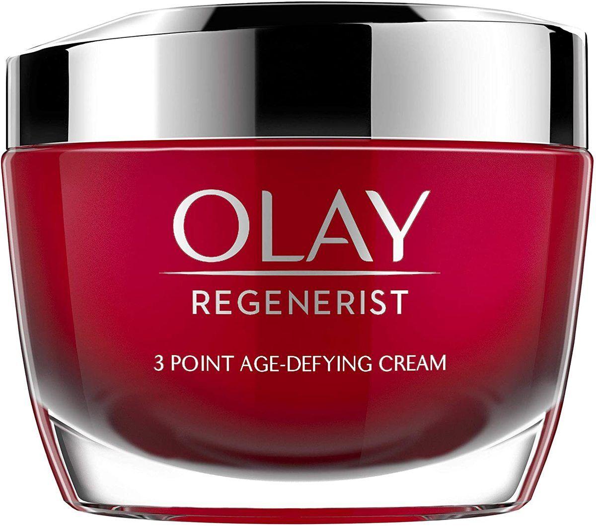 Crema hidratante de día de Olay Regenerist